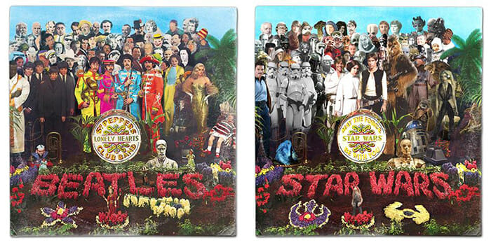 discos-star-wars