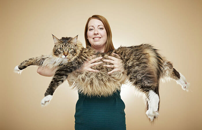FOTO: PAUL MICHAEL HUGHES/GUINNESS WORLD RECORDS