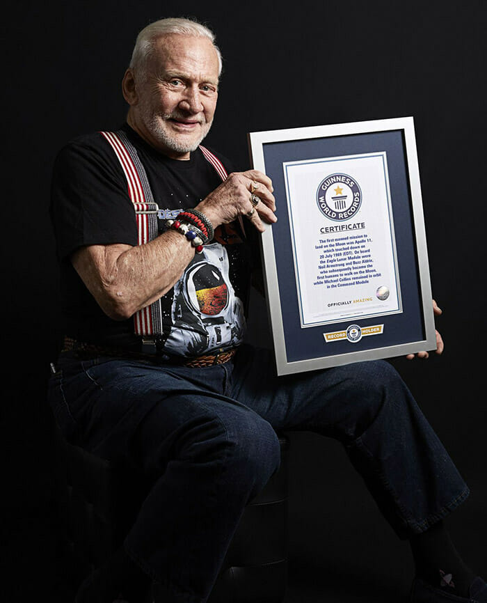 FOTO: RANALD MACKECHNIE/GUINNESS WORLD RECORDS