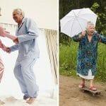 25 Casais Que Envelheceram, Mas Continuaram Jovens