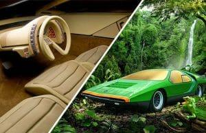 Como Os Designers Do Passado Imaginavam Os Carros Do Futuro