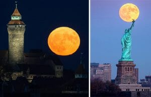 As 25 Melhores Fotos Da SuperLua De 2016 Capturadas Ao Redor Do Mundo