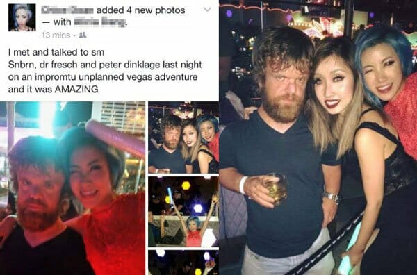 21 Vezes Em Que Pessoas Pensaram Ter Tirado Foto Com Celebridades… Só Que Não (Parte II)