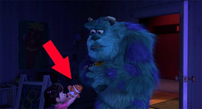 Vídeo Prova Que Todos Os Filmes Da Pixar Acontecem No Mesmo Universo