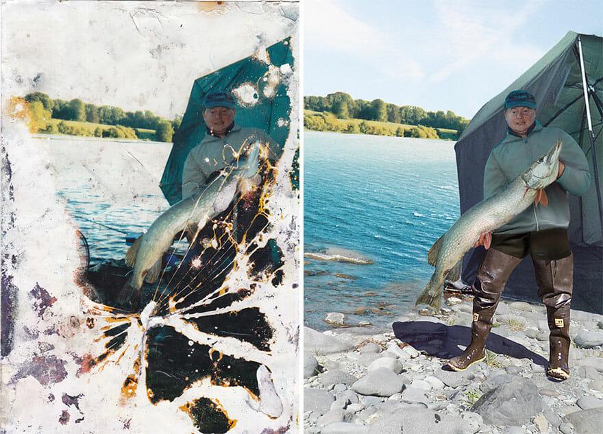 20 Fotografias Antigas Espetacularmente Restauradas Por Uma Perita Em Photoshop