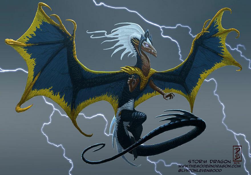E Se... Os Super-Heróis e Vilões Fossem Dragões? Veja 10 Versões