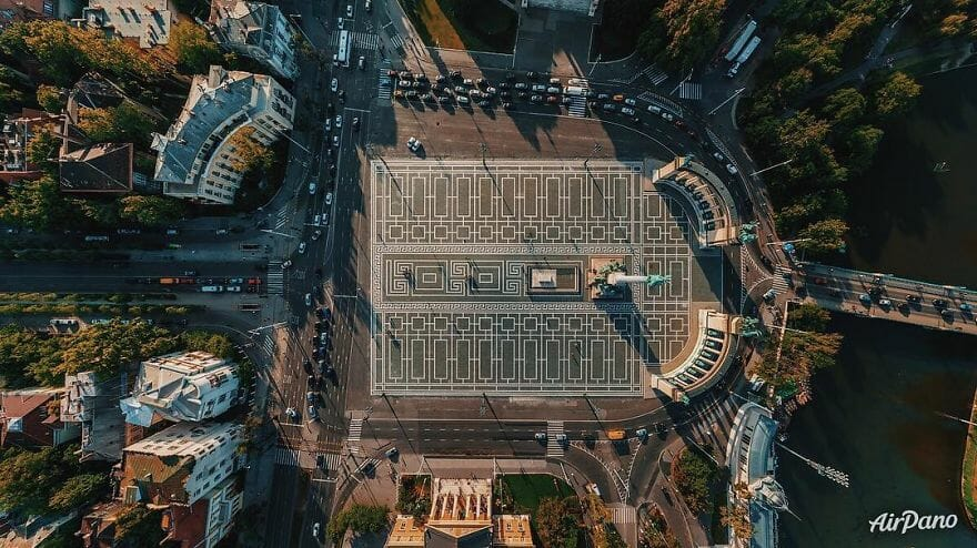 24 Imagens Aéreas Incríveis De Cidades Que Farão Você Olhar Para Elas Com Outros Olhos