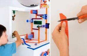 Designers Inventam Fita Que Transforma Qualquer Objeto Em LEGO