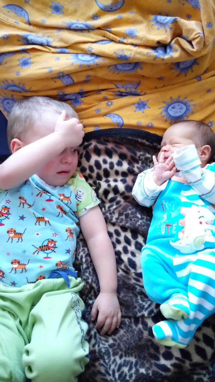 44 Crianças Que Claramente NÃO Queriam Ter Um Irmão Ou Irmã