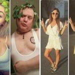 15 Imagens Engraçadas De Pais Imitando a Selfie Dos Seus Filhos