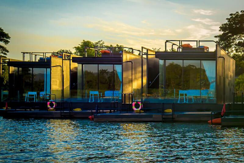 5 Opções De Hotéis Flutuantes Sensacionais Para Se Hospedar Pelo Mundo Afora