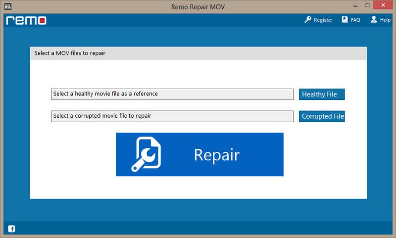 Remo Repair MOV - O Melhor Software Para Recuperar Arquivos De Vídeo Corrompidos