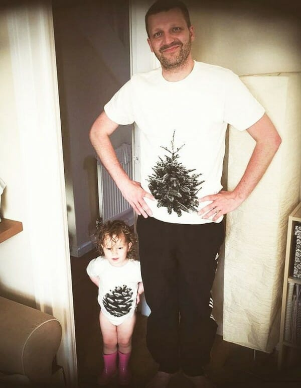 15 Camisetas Inteligentes e Engraçadas Para Casais e Pais e Filhos Usarem Juntos