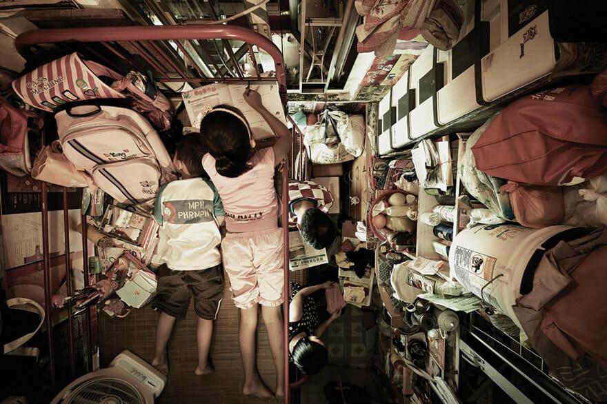 20 Moradias Minúsculas De Hong Kong Que Vão Te Impressionar