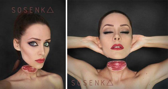 20 Imagens Da Polonesa Que Consegue Se Transformar Em Qualquer Um