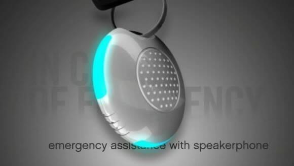 """[CES 2010] Chaveiro protege os """"cabeçudos"""" contra perdas de celulares."""
