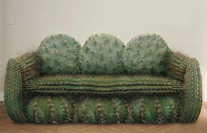 20 Sofás Esquisitões Com Design Criativo e Inusitado