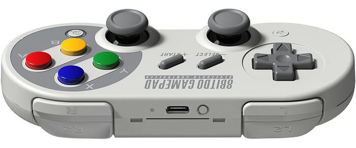 Controle Para Android e Consoles Modernos Inspirado No Controle Do Super NES é Simplesmente Perfeito!