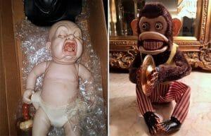 17 Brinquedos Horríveis que Farão Você Ter Pesadelos
