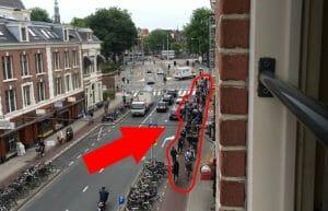 Timelapse Capturado Na Holanda Mostra o Quanto o Ciclismo Pode Ajudar o Trânsito a Fluir
