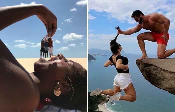 14 Fotos Incríveis para Fazer Durante Viagens