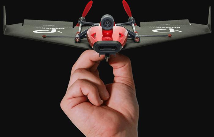 X FPV Transforma Qualquer Avião de Papel Em Drones Incríveis!
