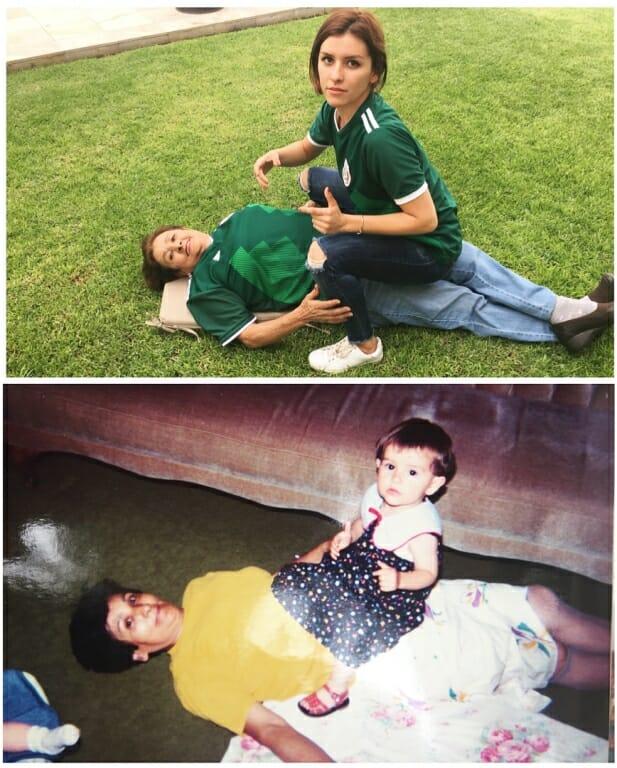 25 Fotos de Infância Recriadas Que Ficaram Ainda Mais Legais Que as Originais