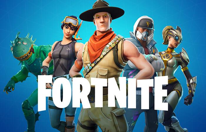 jogos iguais ao Fortnite para PC gamer barato