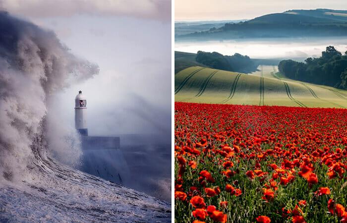 15 Fotos Espetaculares Do Concurso Landscape Photographer Of The Year 2018