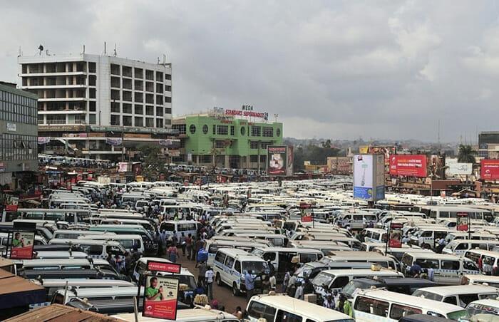 Hora do Rush Mundo - Uganda