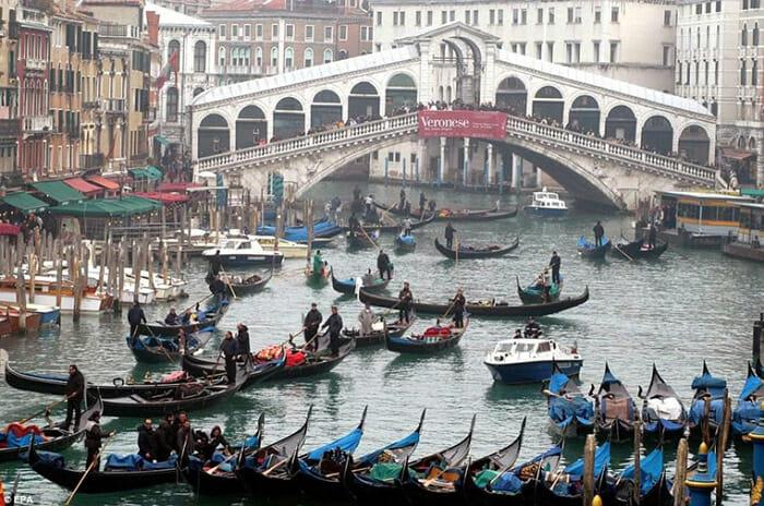 Hora do Rush Mundo - Itália