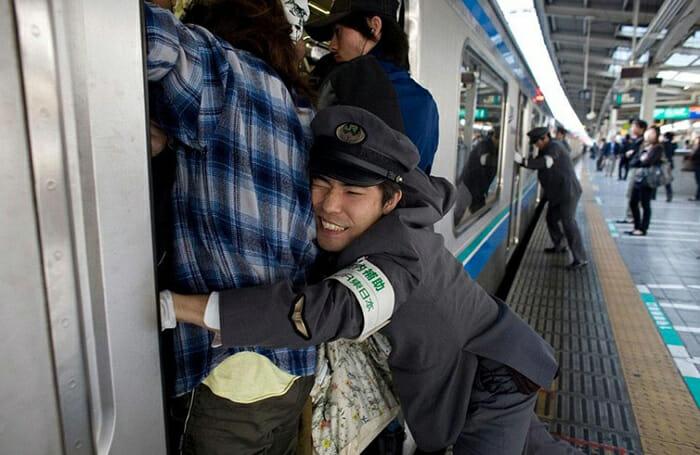 Hora do Rush Mundo - Japão