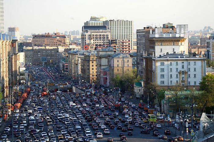 Hora do Rush Mundo - Russia