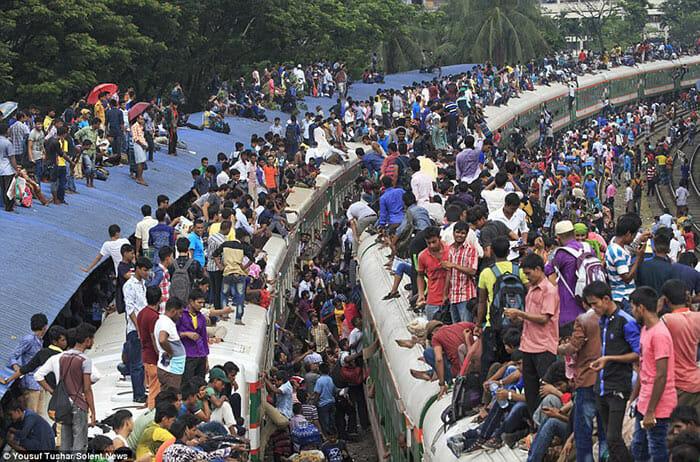 Hora do Rush Mundo - Bangladesh
