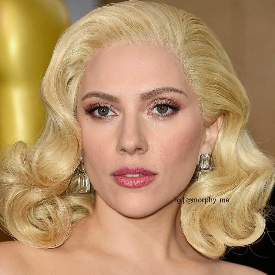 Artista Cria Novos Rostos ao Mesclar Faces de Diferentes Celebridades
