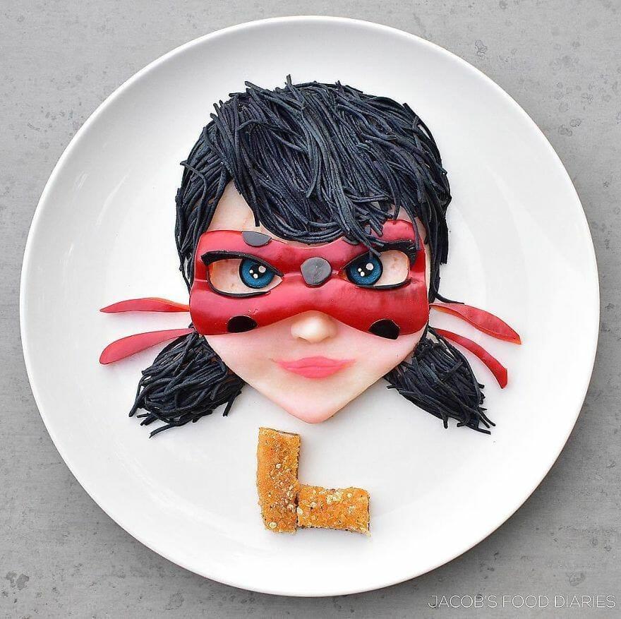 36 Pratos Tão Perfeitos Que Parecem Quadros Mas São Comida!