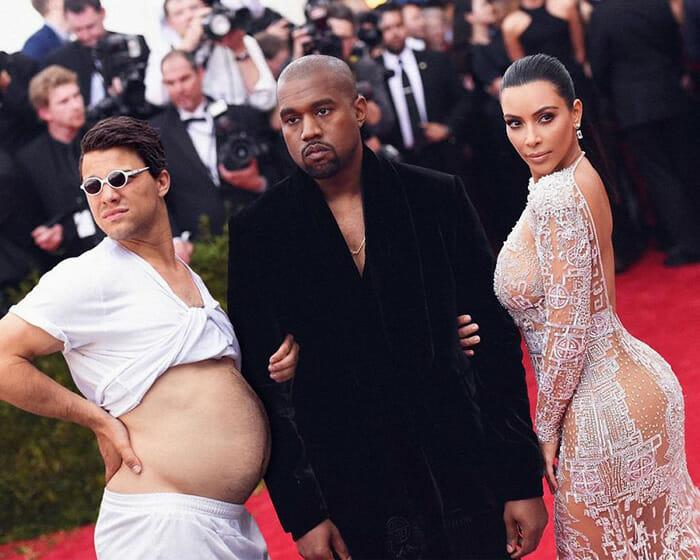 fotos engraçadas de celebridades