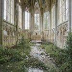 24 Fotos Incríveis de Lugares Abandonados