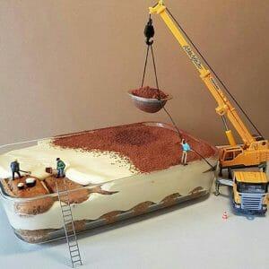 16 Sobremesas Deliciosas Transformadas Em Incríveis Miniaturas