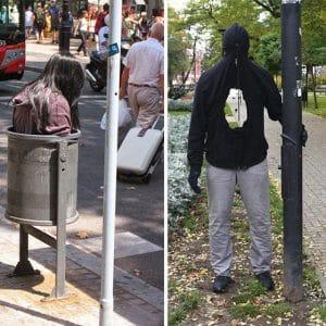 Como seriam os avatares anônimos do Facebook se fossem reais?