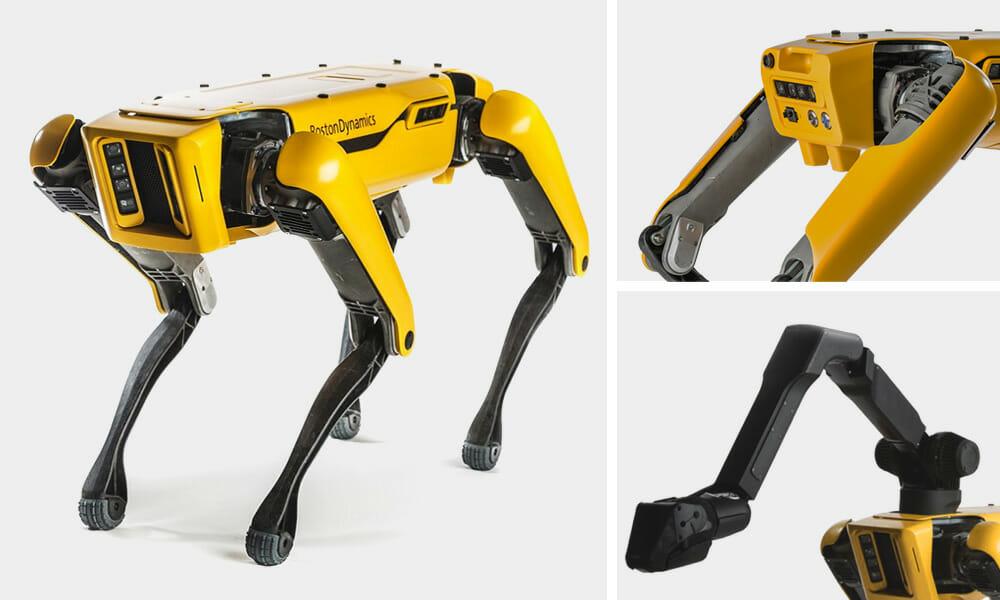 Spot - O Robô Inteligente da Boston Dynamics