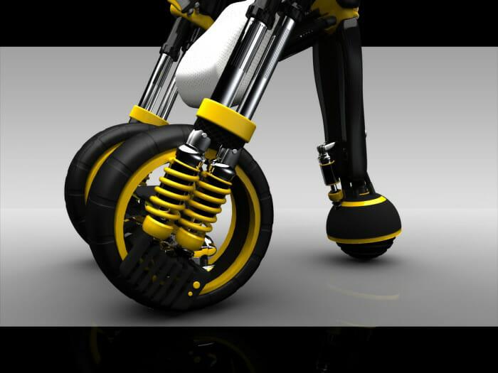 cadeira de rodas elevatória