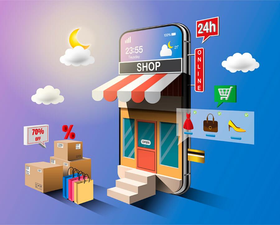 Já pensou em criar uma loja virtual para você?