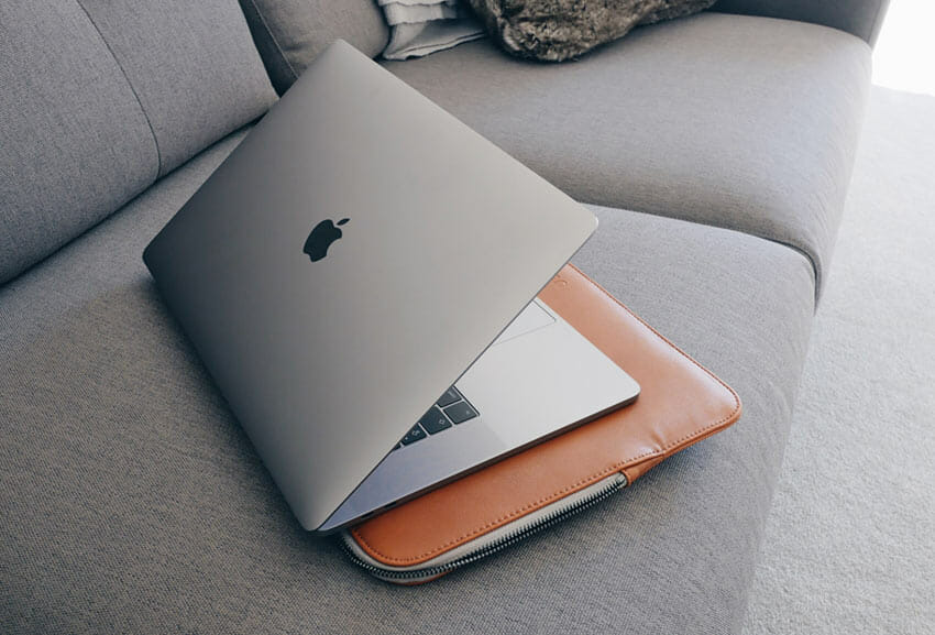 Design do MacBook Pro