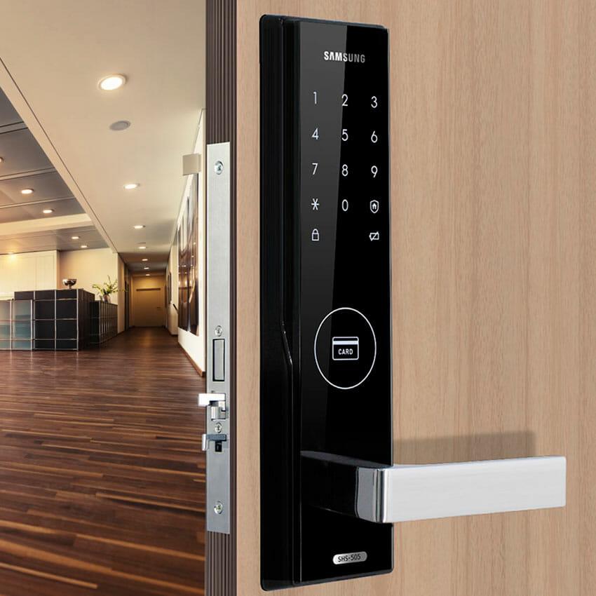 Fechadura Digital Shs-h505 Samsung Smart Home
