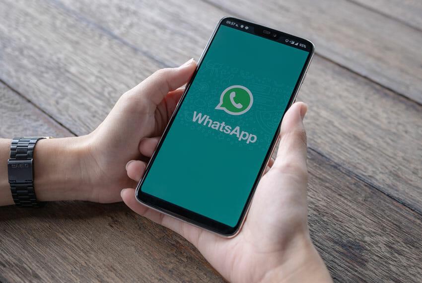 Como desativar o WhatsApp
