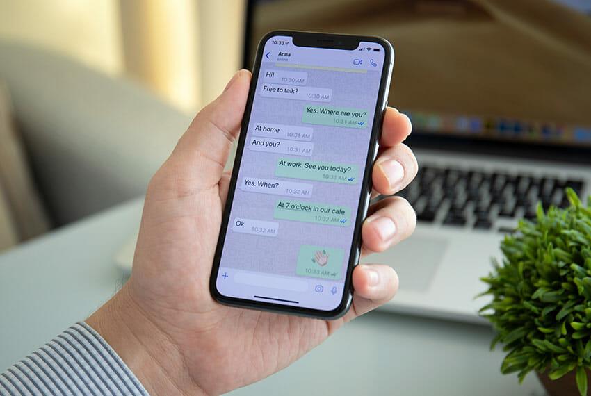 Como desativar o WhatsApp no iPhone