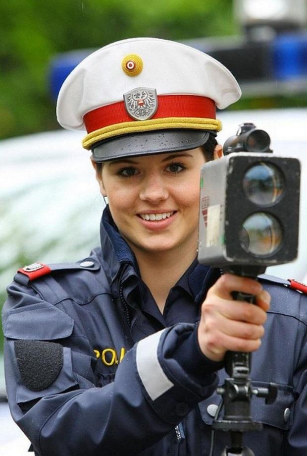 mulheres policiais lindas Áustria