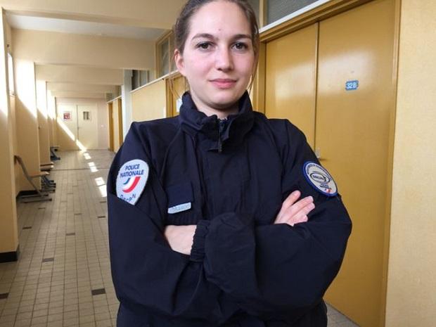 mulheres policiais lindas França
