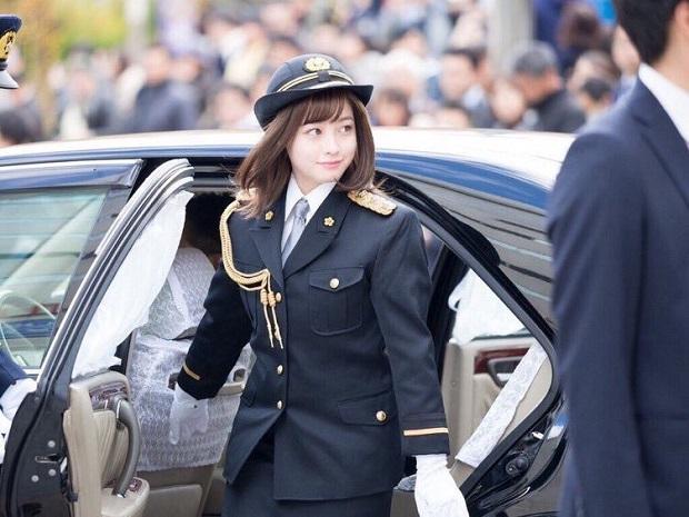 mulheres policiais lindas Japão
